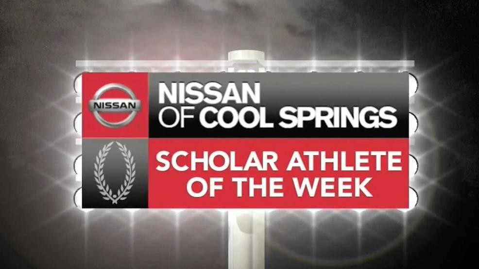 Nissan Of Cool Springs Scholar Athlete | WUXP